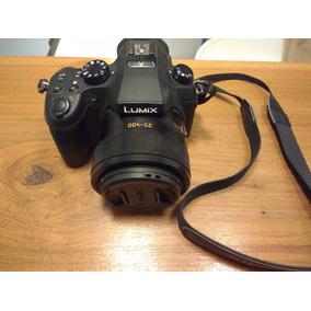 Lumix Fz1000 + Flash + Filtro Nd Y Polarizador + 64gb +bolso