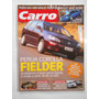 Revista Carro Nº 128 Perua Corolla Fielder Junho/2004