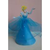 Cenicienta Centro De Mesa, Adorno Torta, Princesas Disney