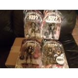 Kiss Set Figs Mcfarlane Psycho Circus Envo Gratis Kikkoman65