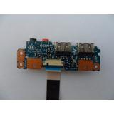 Sony Vaio Sve14 / Tarjeta Usb Y Audio / Board Audio - Usb