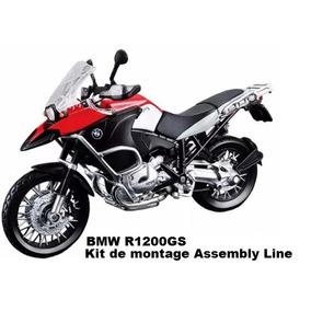 Motos Replica Escala1/12 Bmw R1200gs / Yamaha Yz450f