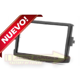 Base Frente Adaptador Estereo Renault Trafic 2014-up
