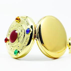 Reloj Collar Sailor Moon Dorado