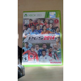 Pro Evolution Soccer 2014 Xbox360