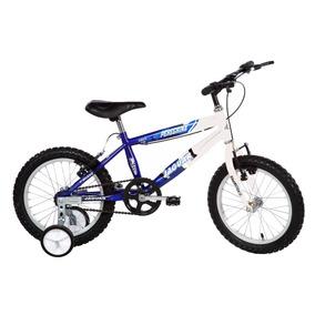 Bicicleta Para Niño Rodada 16 Con Ruedas Entrenadoras
