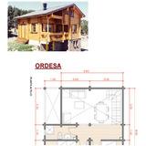 Construir Casas Cabañas De Madera + 139 Planos - 708 Páginas