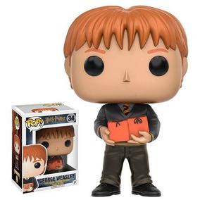 Funko Pop! Harry Potter 34/george Weasley/nuevo.