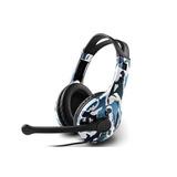 Auricular Con Micrófono Edifier K800 Camuflado 2mts Cable