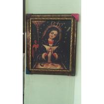 Cuadro De La Virgen De Altagracia