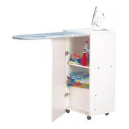 Mueble Planchador Platinum 3081-3 Con Tabla Y Ruedas