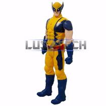 Boneco Wolverine Marvel Com Som Brinquedo Articulado
