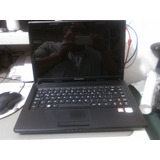 Laptop Lenovo G475, Amd C-60, 2 Gb Ram, 250 Gb, Hd, Dvd, W7s