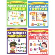 Aprendiendo A Sumar, Restar, Multiplicar Y Dividir / Libros