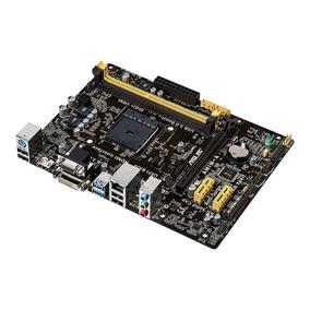 Combo Tarjeta Madre Asus Procesador Athlon Quad Core+4gb Ram