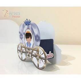 Kit: 160 Lembrancinhas Personalizadas - Realeza Menino