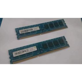 Memoria Ram Ddr3 1600mhz 4gb X2