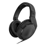 Audífono Sennheiser Hd 200 Pro Monitoreo Y Estudio Grabación