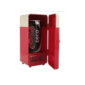 Mini Geladeira Freezer Peltier Usb