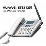 Telefono Huawei Fijo Local Inalambrico Linea 0212 Gsm