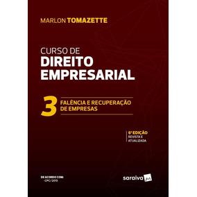 Curso De Direito Empresarial 3 - 6ª Ed. 2018