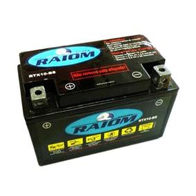 Bateria Selada Rtx10-bs Suzuki Gsx750 - Gsxr1100 - Raiom
