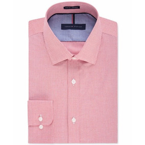Camisa Tommy Hilfiger Non-iron Slim- 100% Originais - 17