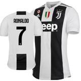 Camisa Juventus Modelo 2018 Cr7!tambe Tem Infantil -8-10