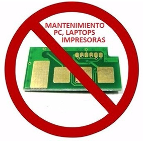 Chip Reparacion Reset Mlt-d101s 101 Ml 2165 1865 Scx 3405f