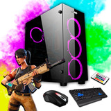 Pc Gamer I7 8700k + 1060 6gb + 8gb Ddr4 + 1tb - Rgb 4k