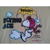 Forros De Asientos Para Carro Snoopy Paracaídas