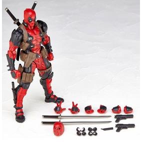 Figura De Ação Deadpool Articulado - Frete Grátis!