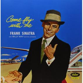 Frank Sinatra Come Fly With Me Vinilo Importado De 180 Grs