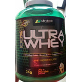 Ultra Whey Ultratech Whey Isolado