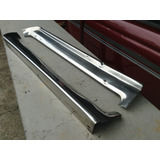 Par Acabamento Inox Coluna Diant Ford Galaxie Landau Ltd