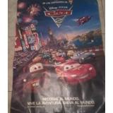 Hermoso Afiche De Cars