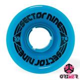 Ruedas Longboard Sector 9 59mm Skate Carver X4 Griwer