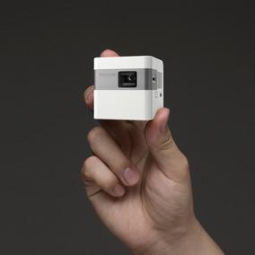 Mini Pico Projetor Inteligente E Portátil, Inocule Retira Sp