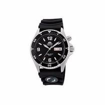 Relógio Orient Mako Masculino Automatico Fem65004bw Preto