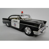 Chevrolet Bel Air Polícia Americana - Replica Chev Bel Air