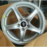 Rin Nuevo Mustang Original 17x8x30 Con Tapa Original