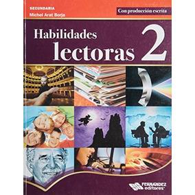 Libro Habilidades Lectoras 2 Secundaria - Nuevo