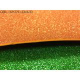 Goma Eva Gliter Colores - 3 Unidades Iguales