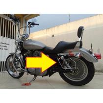 Suporte De Alforge Para Motos Custom
