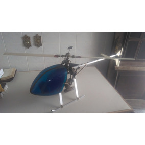 Helicóptero De Controle Remoto A Combustão