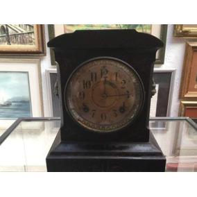 Reloj De Chimenea Ansonia 2 Cuerdas Mas De Un Siglo