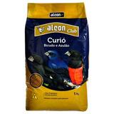 Ração Alcon Club Curió 5 Kg Curió Bicudo Azulão Pássaros