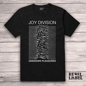 Remera Joy Division Rebel Label