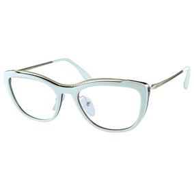 Oculos Sem Grau De Prada - Óculos no Mercado Livre Brasil 60c73c4a28