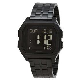 9a9914c650e Relógio Rip Curl Detroit Midnight A2221 Mid Aço Inoxidável Esportivo ...